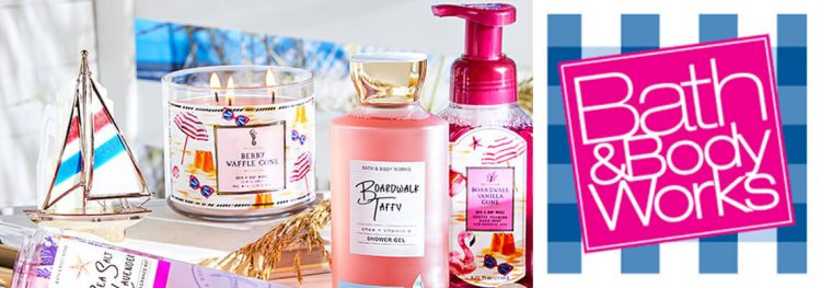 Bath & Body Works - 10% OFF sitewide 1