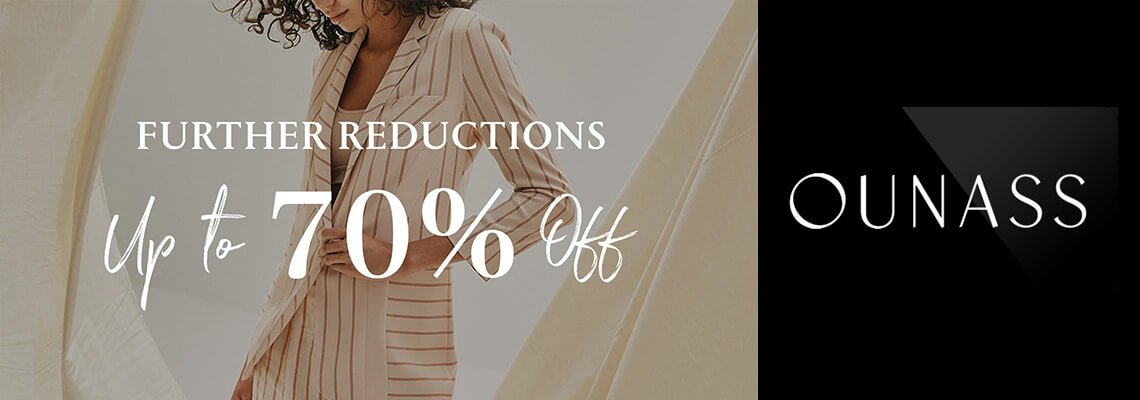 Ounass AE SA up to 70% off 1